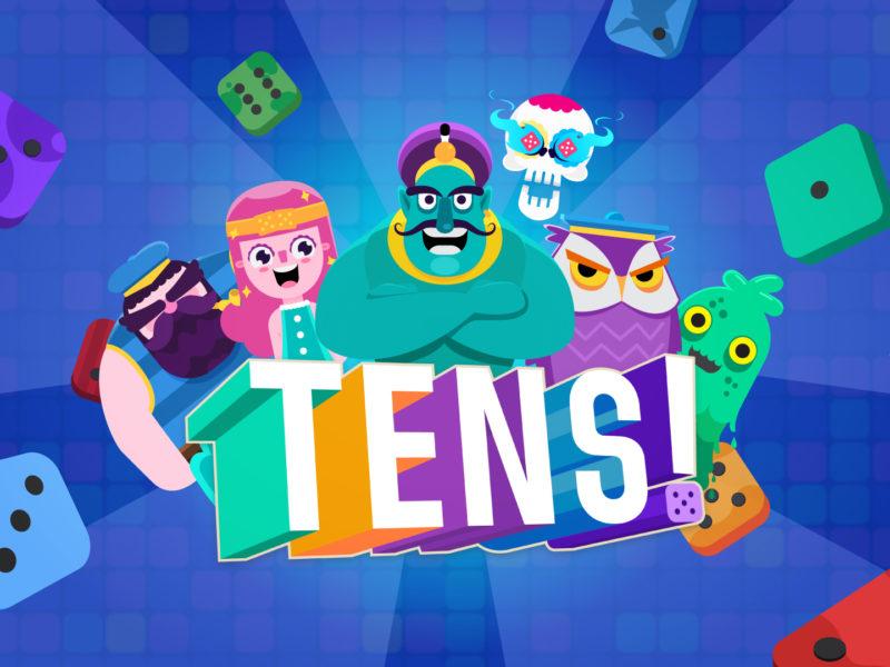 TENS! (Switch) Review – Sudoku x Tetris