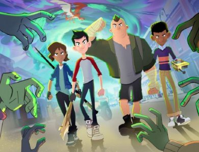 The Last Kids on Earth Game Hitting PC & Consoles In Spring 2021