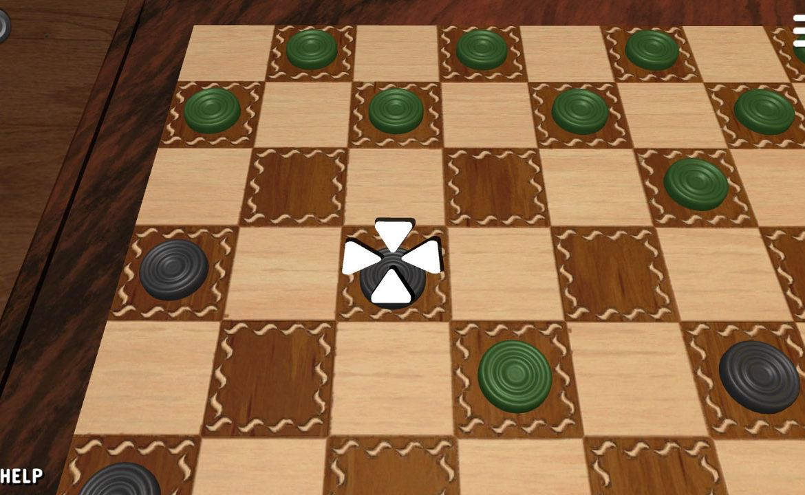 Checkers PS4 Review