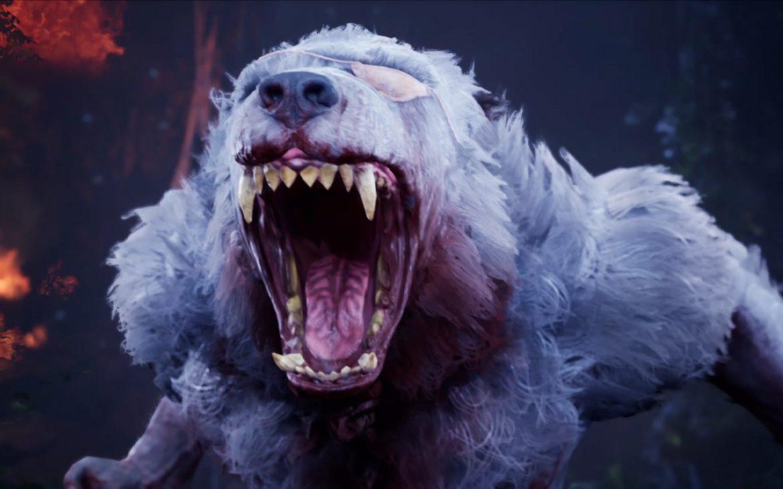 Werewolf: The Apocalypse – Earthblood Wolf