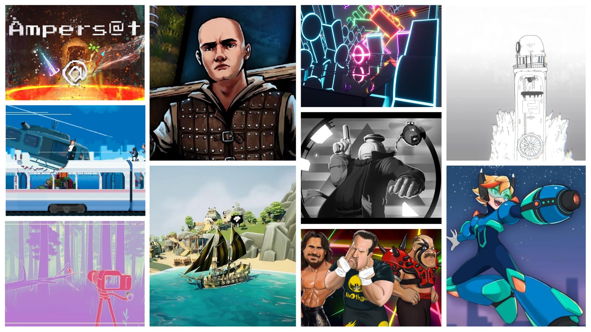 Indie Games Feb 2021
