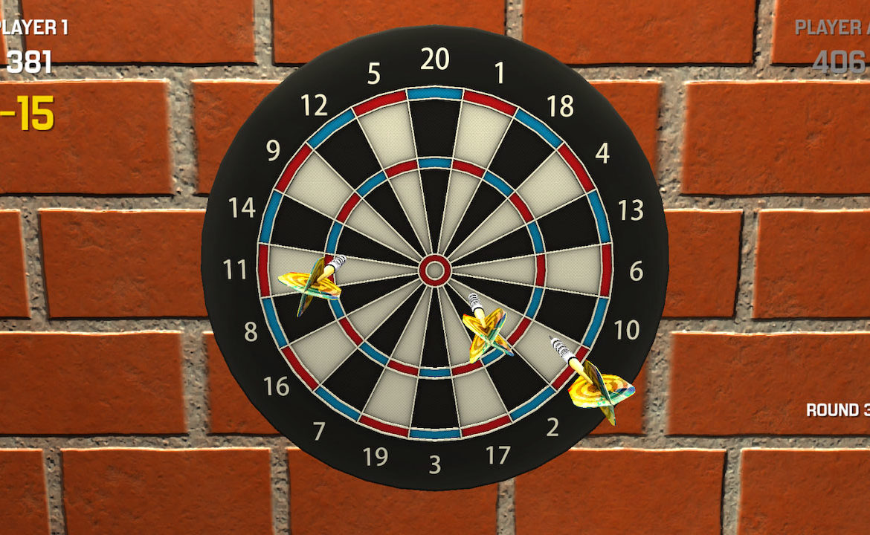 Darts Review PS4
