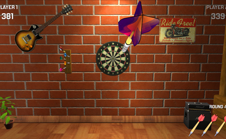 Darts PS4