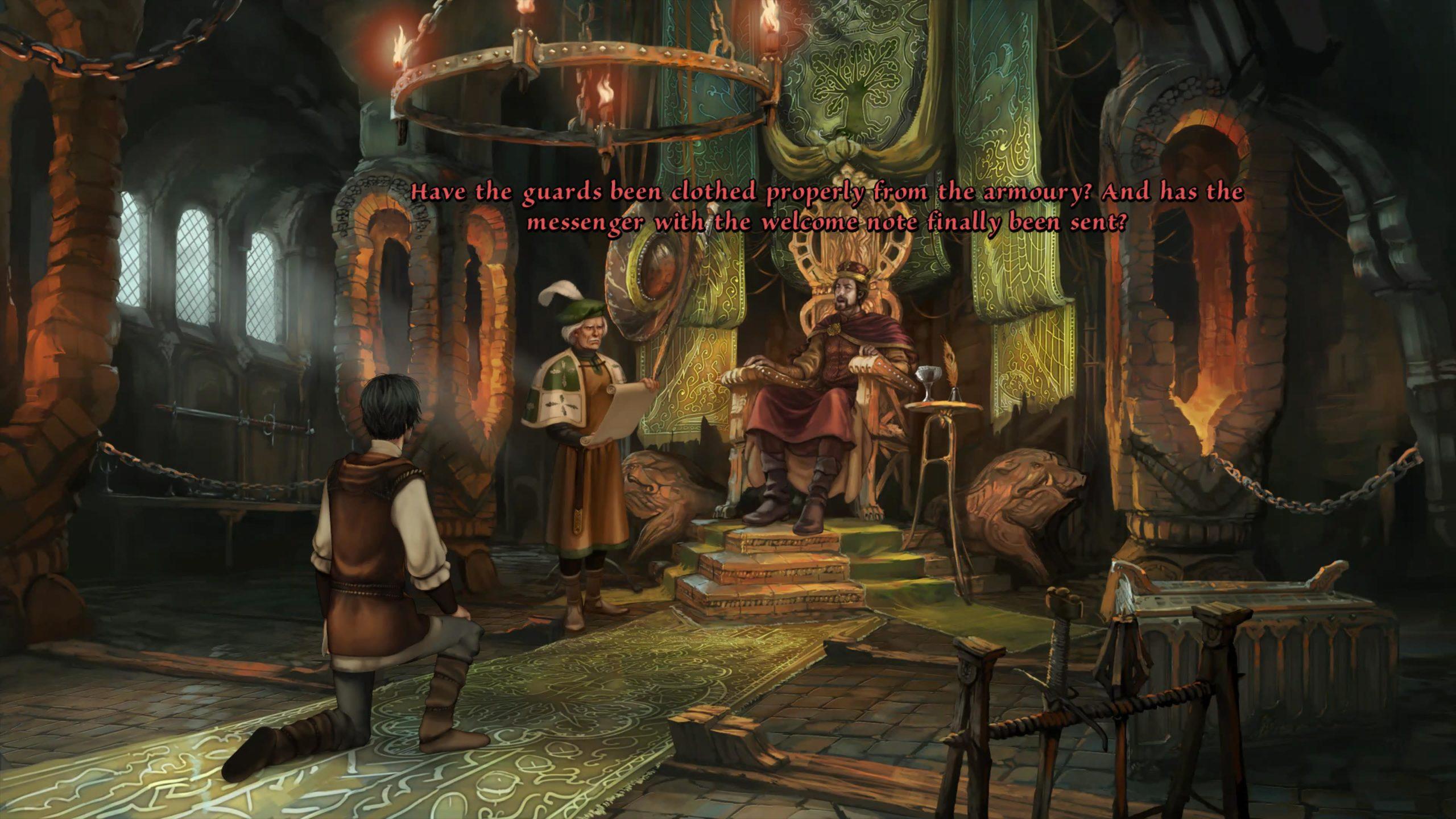 The Dark Eye: Chains of Satinav King