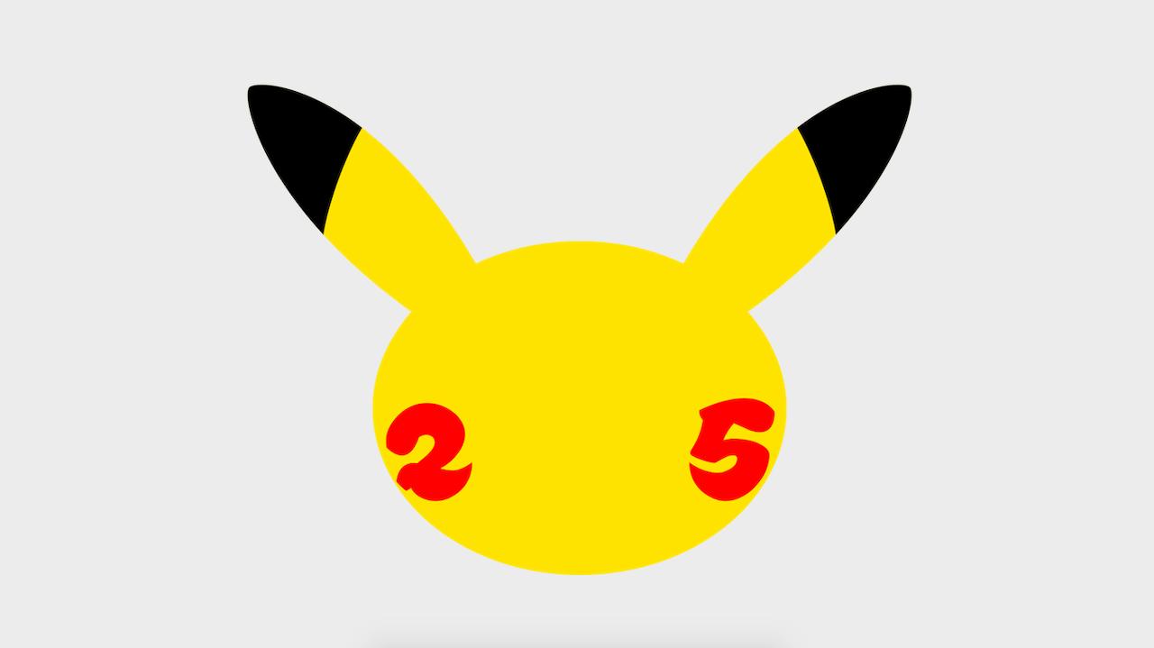 Pokemon 25 Presentation