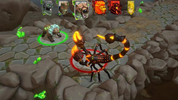 Eldrador Creatures Scorpion