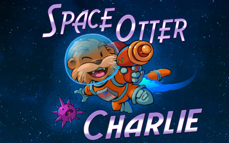 Space Otter Charlie Review Header