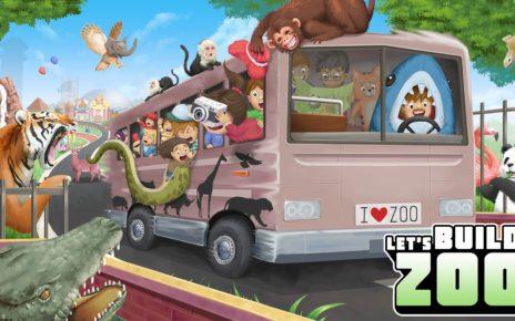 Let's Build A Zoo Announcement