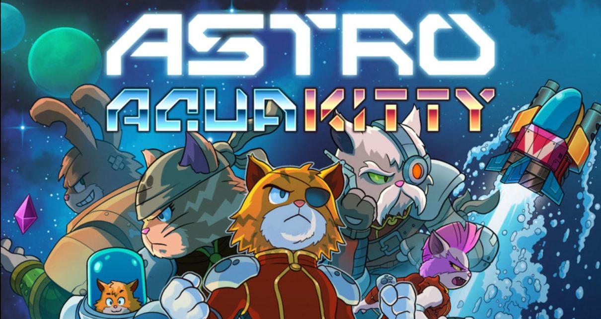 Astro Aqua Kitty release