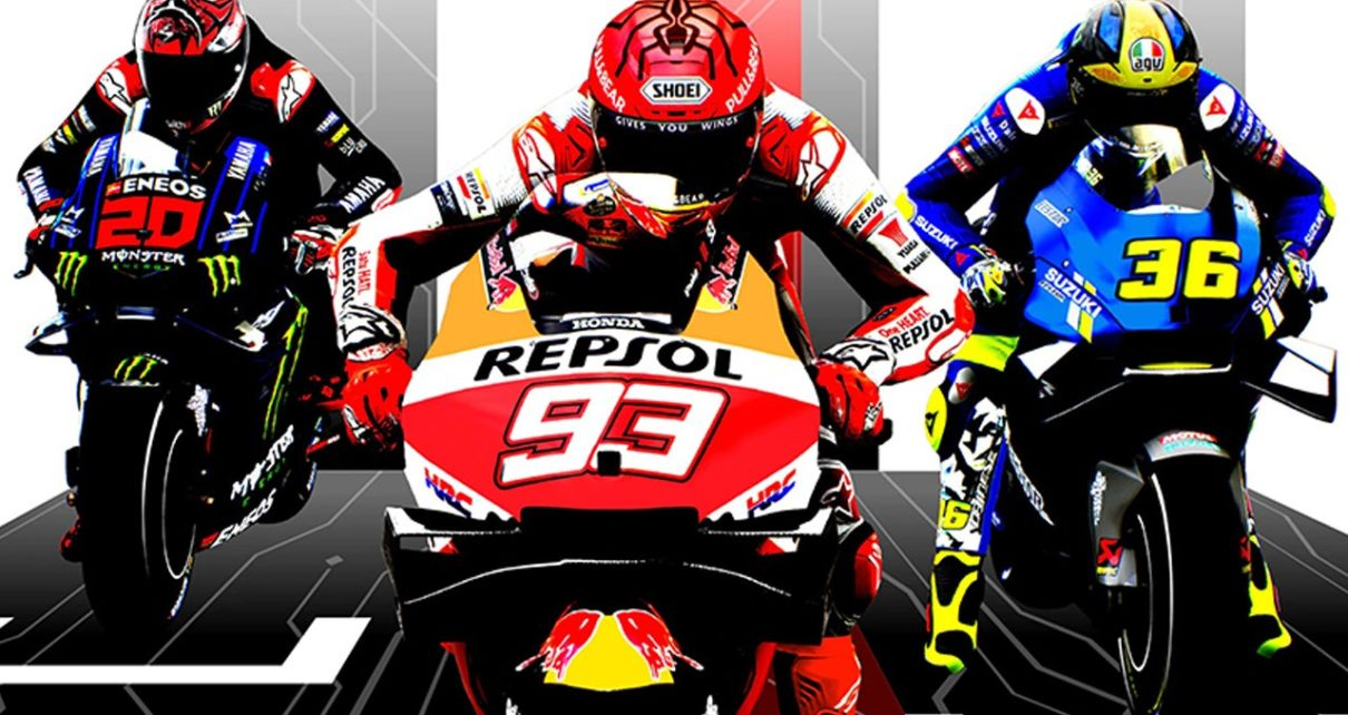 MotoGP 21 Review Header