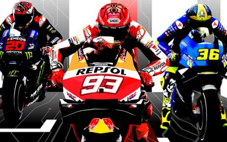 MotoGP 21 Review Header