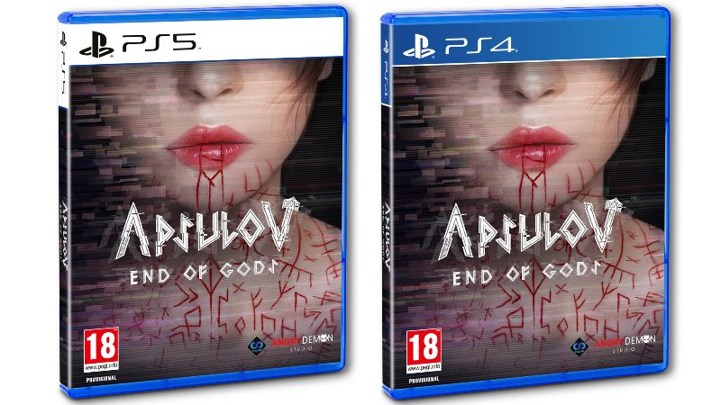 Apsulov: End of Gods Box art