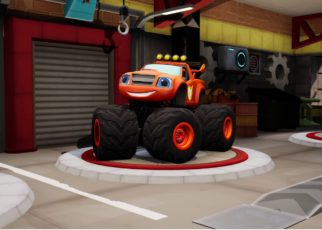 Blaze and the Monster Machines Axle City Racers Revealed