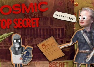 Cosmic Top Secret Review