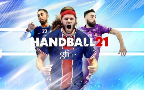 Handball 21 review header