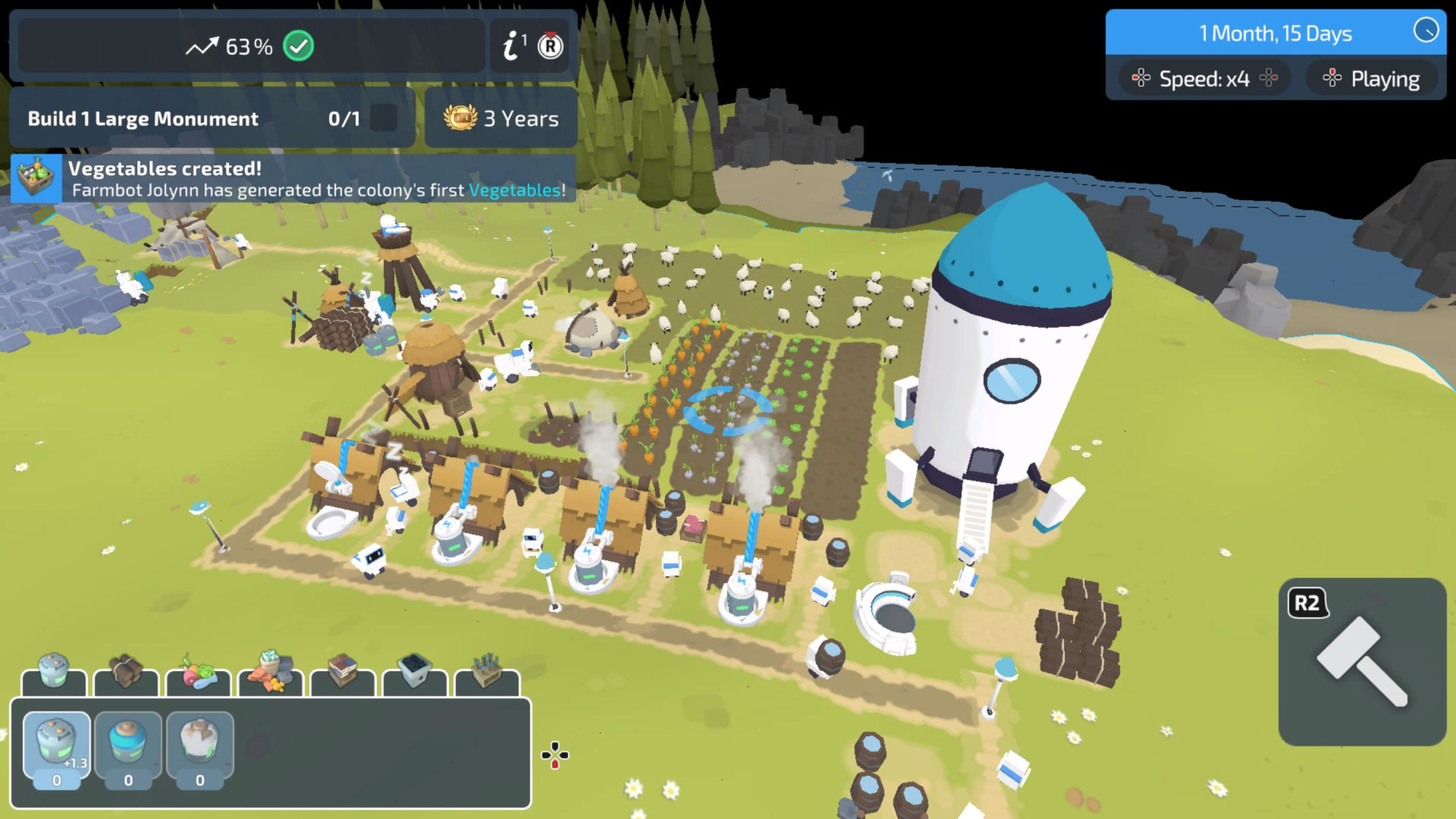The Colonists PS4 Review