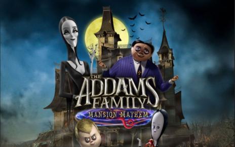 Addams Family Mansion Mayhem