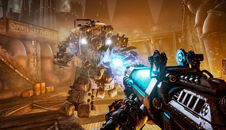 Necromunda: Hired Gun Preview