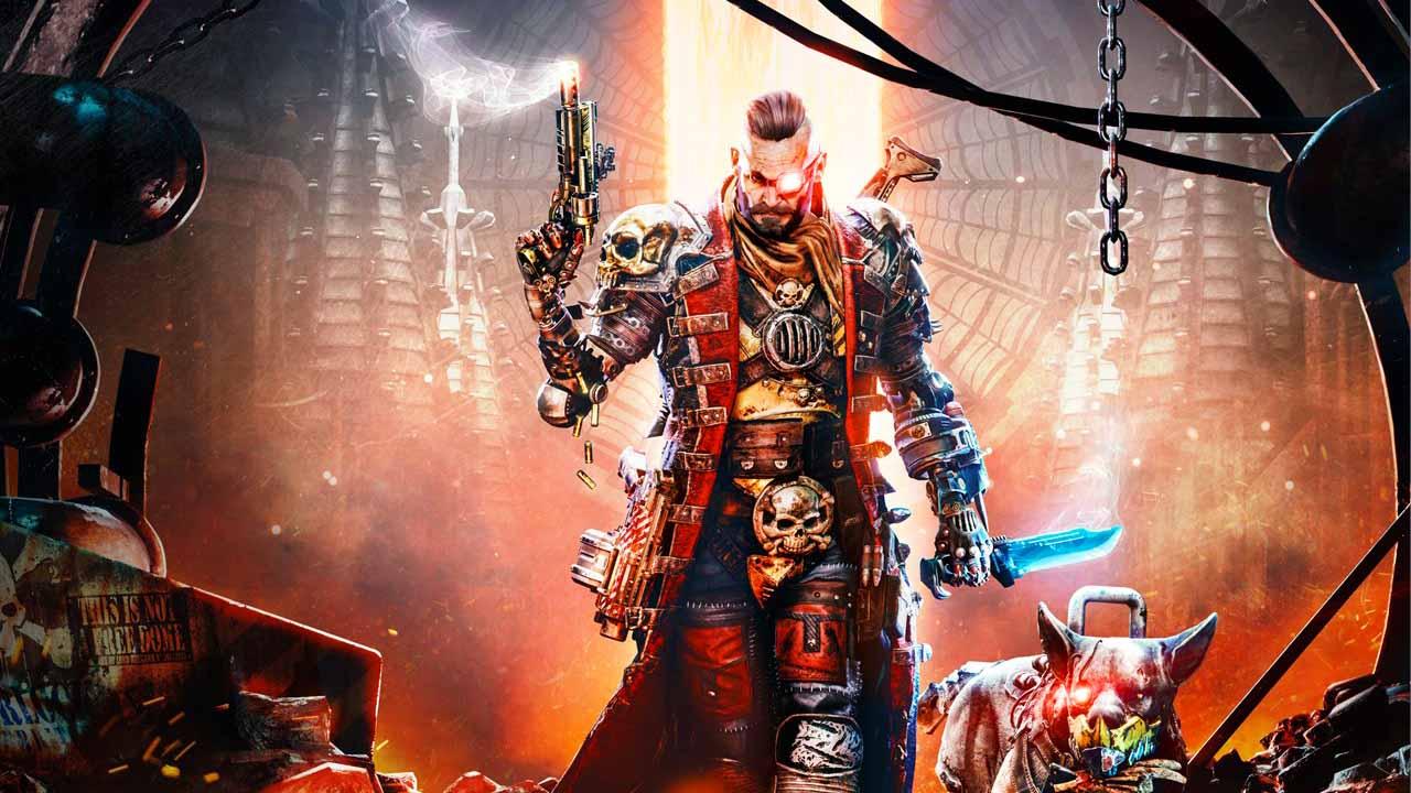 Necromunda: Hired Gun Warhammer Skulls