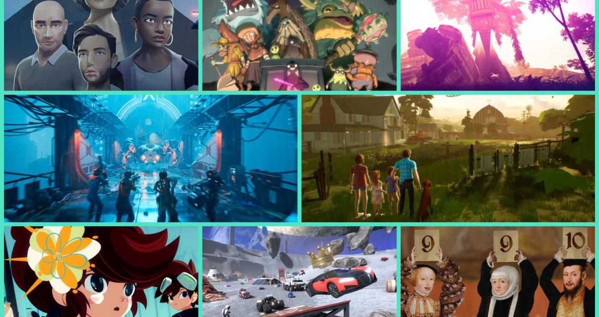 Indie Games July 2021