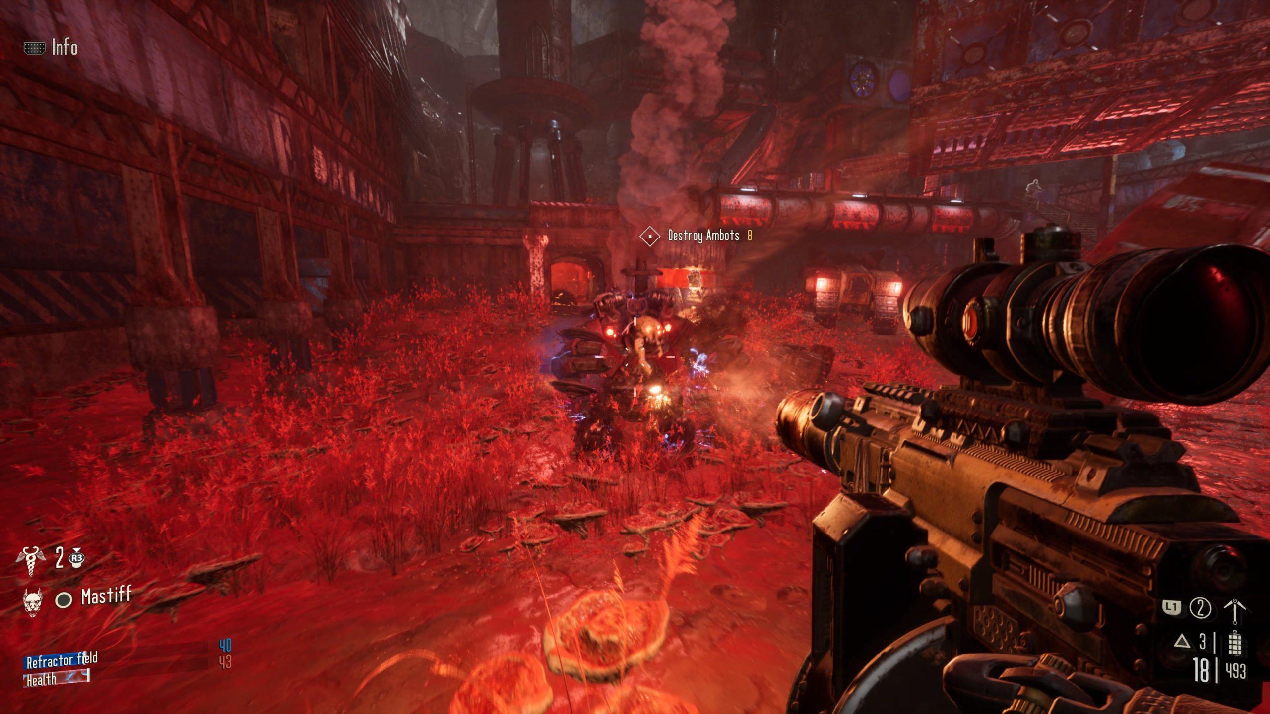 Necromunda: Hired Gun PS5 review