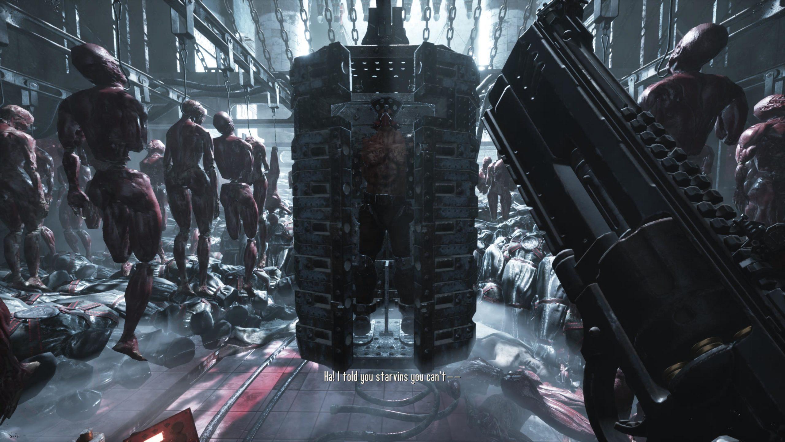 Necromunda: Hired Gun review ps5