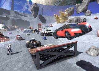 Crash Drive 3 Review header