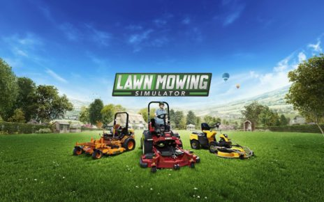 Lawn Mowing Simulator Review Xbox Series S