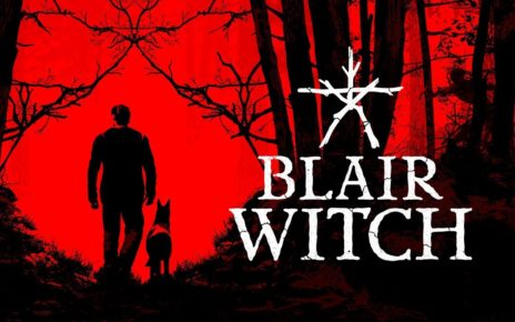 Blair Witch PSVR