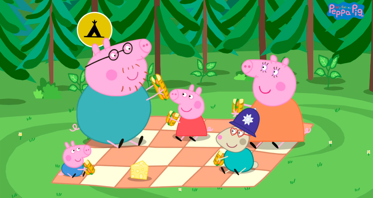 My Friend Peppa Pig Preview