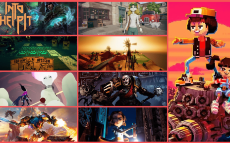 indie games October part 2 header