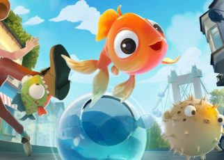 I Am Fish Review