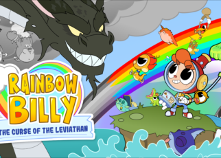 Rainbow Billy Review Header