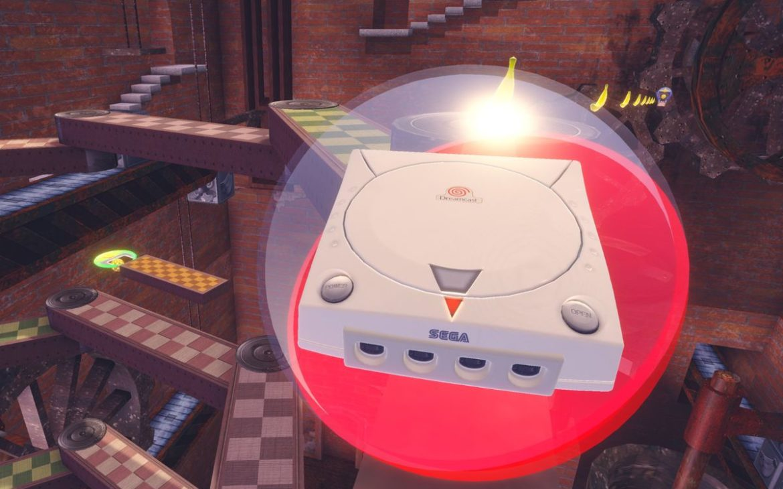 Super Monkey Ball Dreamcast